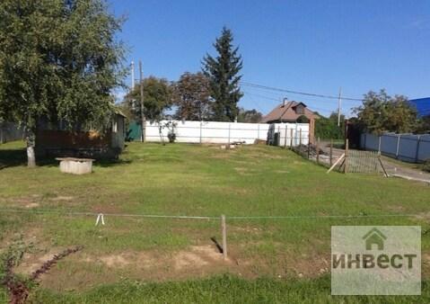 Продается земельный участок, ИЖС, 6,6 соток, в деревне Евсеево - Фото 1