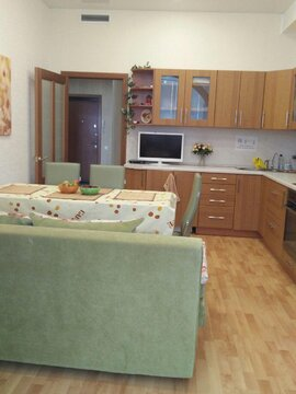 Купить видовую однокомнатную квартиру 59 кв.м. в Новороссийске - Фото 4