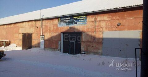 Производственное помещение в Курганская область, с. Кетово ул. . - Фото 1