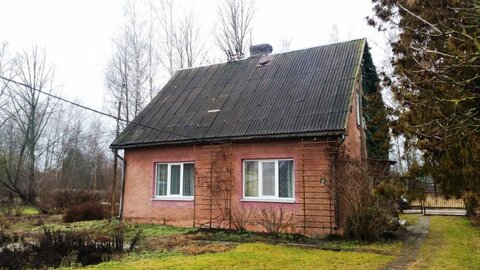 Недорогой дом в Юрмале - Фото 1
