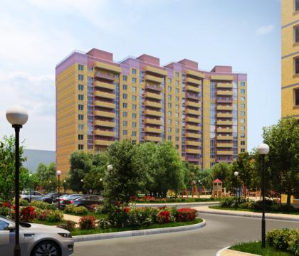 Квартира в ЖК Янтарный город! спешите купить до повышения цен! - Фото 3