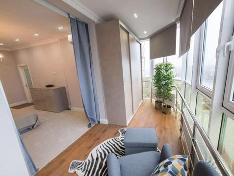 Дизайнерская 3 комнатная квартира в ЖК Адмирал - Фото 5