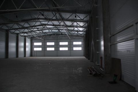 Аренда склада класса в+ 1500 кв.м. - Фото 1