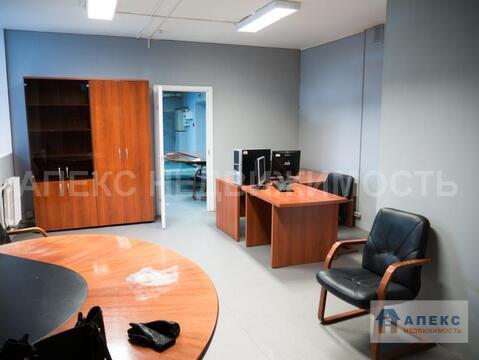 Продажа офиса пл. 216 м2 м. Парк культуры в бизнес-центре класса В в . - Фото 2