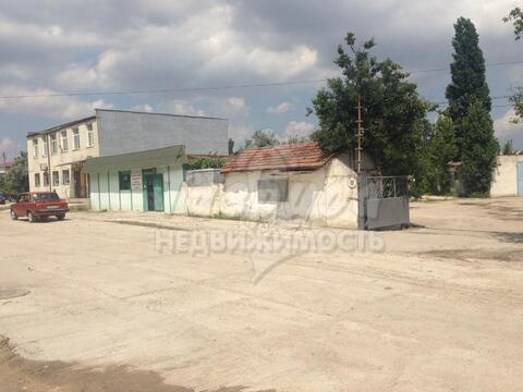 Продажа складского комплекса 2700 кв.м, с магазинами в г. Феодосия - Фото 1
