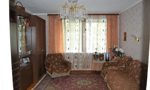 Продается 5-к Квартира ул. Институтская, Купить квартиру в Курске по недорогой цене, ID объекта - 320227887 - Фото 1