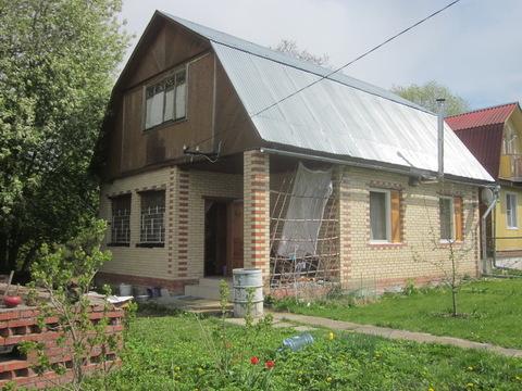 Капитальный дом со всеми удобствами в газифицированном СНТ - Фото 1