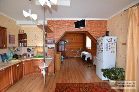 Капитальный жилой дом в г.Волоколамске на ул.Клочкова - Фото 2