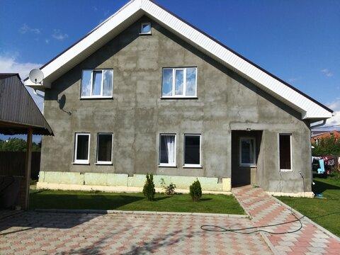Дом 198 кв.м. на 10 сотках г.о. Домодедово, Белые Столбы - Фото 3