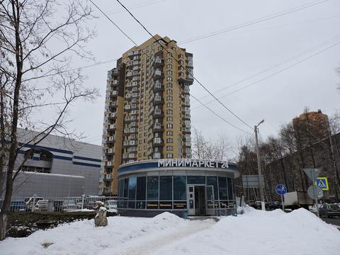 Продам 2-к квартиру, Химки город, улица Лавочкина 25 - Фото 1