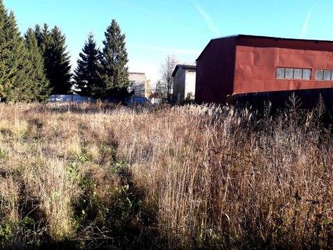 Промышленный земельный участок 14,5 сотки Ильинское ш. - Фото 2