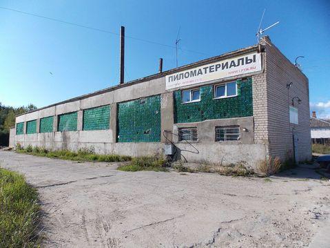 Производственная база на участке 7,3 Га в промзоне Иваново - Фото 3