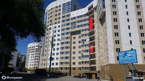 Квартира 2-комнатная в новостройке Саратов, Волжский р-н, Купить квартиру в Саратове по недорогой цене, ID объекта - 315763262 - Фото 1