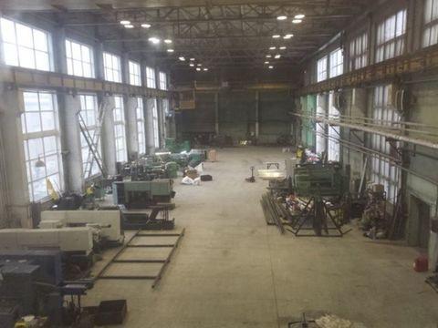 Сдам производственное помещение 1627 кв.м, м. Площадь Ленина - Фото 3