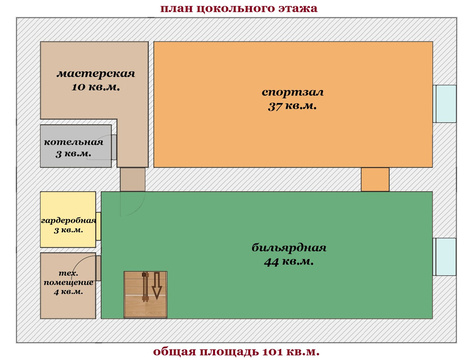Продажа дома, Дачное, Кировский район, Реки Мги наб. - Фото 2