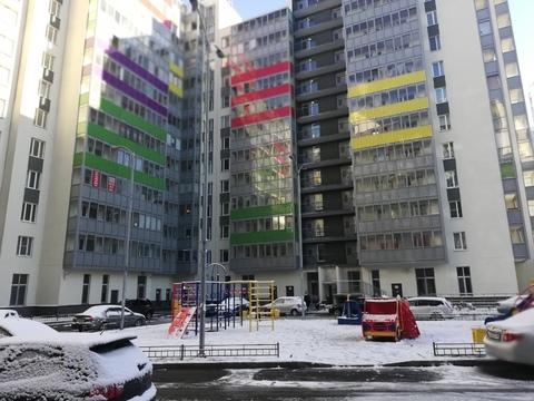 Аренда квартиры студии Кудрово, Пражская 13 - Фото 1