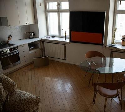 Продается квартира г Москва, Подсосенский пер, д 14 стр 1 - Фото 3