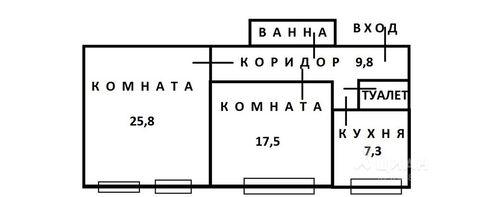 Продажа квартиры, м. Технологический институт, Ул. Курляндская - Фото 1