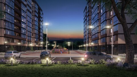 Предлагаем обратить внимание на новый строящийся комплекс в Южном рай - Фото 2