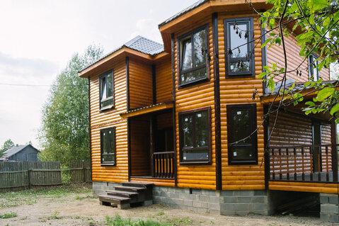 Новый зимний дом у реки - Фото 1