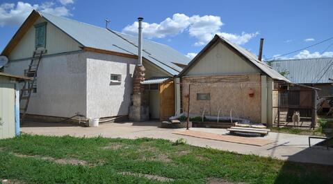 Дом со всеми удобствами, баня, гараж, погреб, 3 км. от Оренбурга - Фото 4