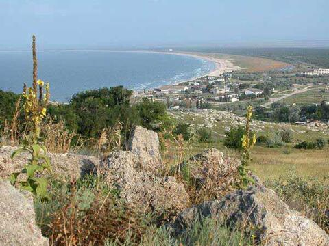 Продаётся действующая гостиница в Крыму на побережье Азовского моря - Фото 1