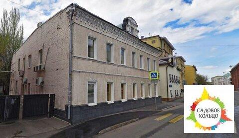 Описание объекта Предлагается особняк в историческом центре Москв - Фото 3