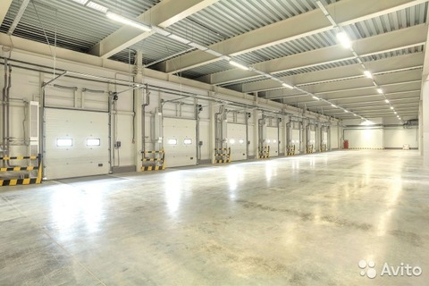 Складской комплекс класса А 3400 кв.м, установлены стеллажи - Фото 3