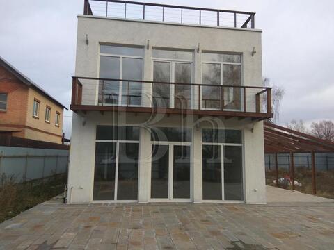 Продается новый дом на Клязьменском водохранилище. 180 кв.м. из . - Фото 1
