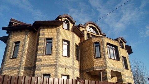 Продаётся Дом 580 м2 на участке 8 соток в СНТ Металлист, пос. Мещерено - Фото 2