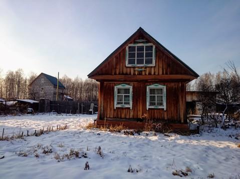 Продается земельный участок в коллективном саду Дружба - Фото 1