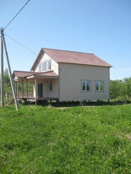 Продается новый 2-этажный коттедж в Мучихино-1, ДНП Радуга-1 - Фото 1