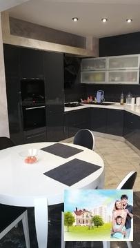 5к квартира в клубном доме с диз.ремонтом и мебелью. - Фото 4