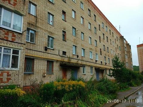 Трехкомнатная квартира г. Липки 66 кв. м. - Фото 1