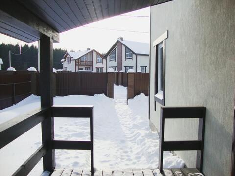 Продаётся новый дом 155 кв.м с участком 6.54 сот.в п. Подосинки. - Фото 4