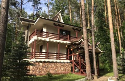Элитный дом 210кв.м. на Волге - Фото 1