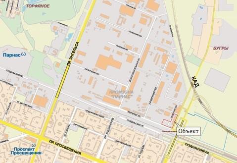 Административно-складской комплекс в промышленной зоне Парнас - Фото 2