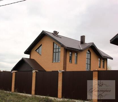 Продается кирпичный дом в г.Яхрома - Фото 1
