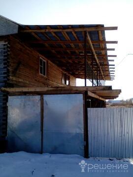 Продам дом 150 кв.м, с. Тополево, кп Березовая слобода - Фото 1