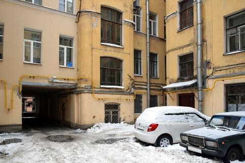 Продаётся 25-метровая комната в центре Питера, 15 мин.пеш. от метро - Фото 4