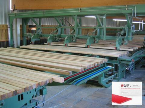 Завод по обработеке пиломатериалов и изготовлению домов - Фото 3