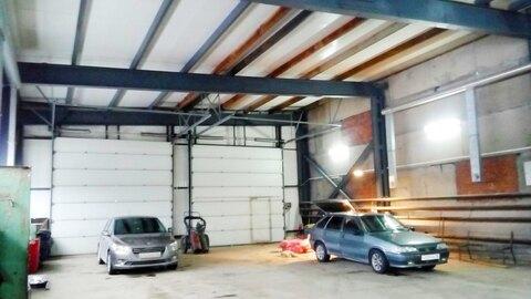 Цех, склад. гараж, бокс для грузовых 430 кв.м. теплый - Фото 3