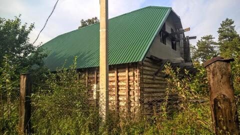 Новый дом в петле реки у соснового бора под Псковом - Фото 1