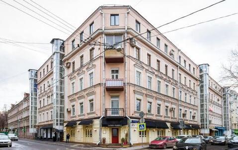Продажа квартиры, м. Пушкинская, Спиридоньевский пер. - Фото 1