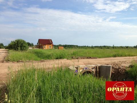 Участок в д. Зарелье. 6 км от Великого Новгорода. - Фото 1