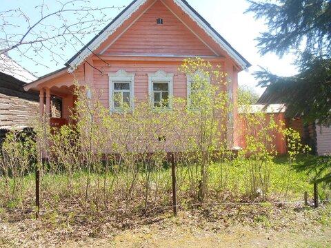 Лесной дом рядом с Окским Биосферным заповедником. - Фото 2