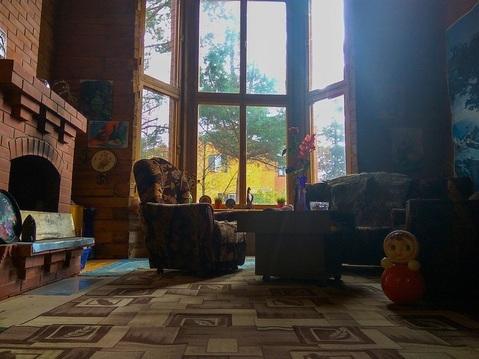 Участок 24сотки с домом 150 кв.м в п. Тучково - Фото 1