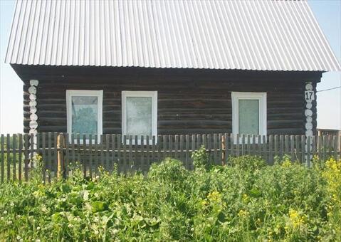 Продам дом д. Новосергеевка Кожевниковского района. - Фото 1