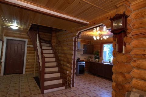 Сказочный коттедж с баней в пос. Мичуринское - Фото 5