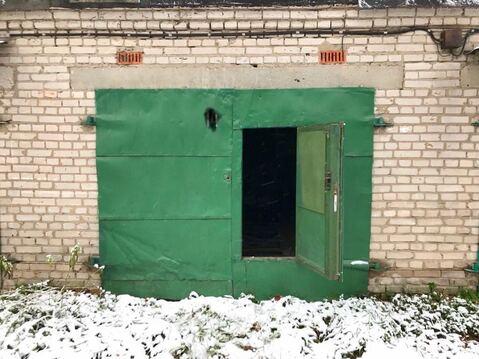 """Продам кирпичный гараж, г. Пушкино, ГСК """"Некрасовский"""" - Фото 1"""